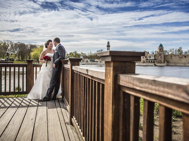 Backstage bij Trouwdag in Beeld Bruidsfotografie