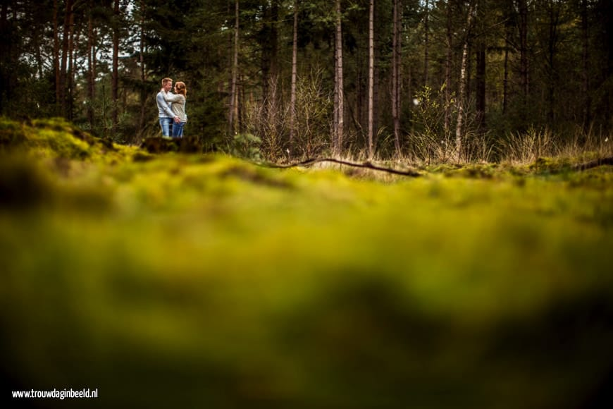 Loveshoot in de bossen van Mierlo
