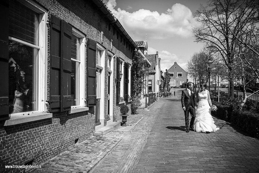 Trouwfotografie Nationaal Park De Biesbosch
