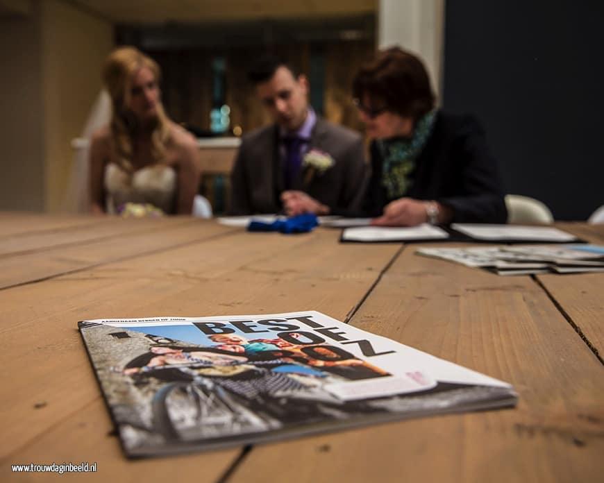Bruidsfotograaf Bergen op Zoom