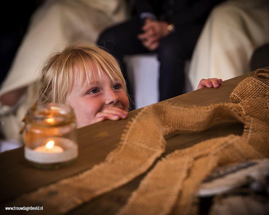 Fotograaf bruiloft natuurlijk Kloof Bergen op Zoom