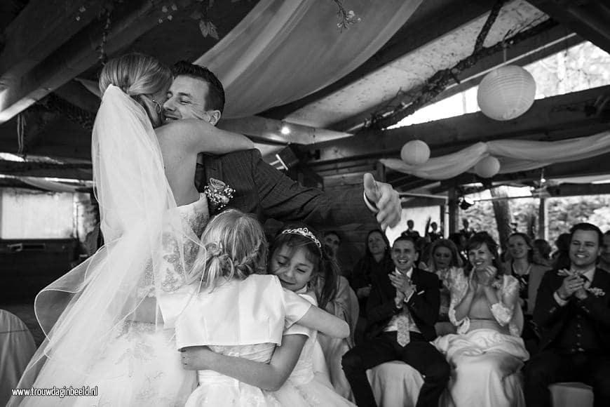 Trouwfotograaf bruiloft Bergen op Zoom