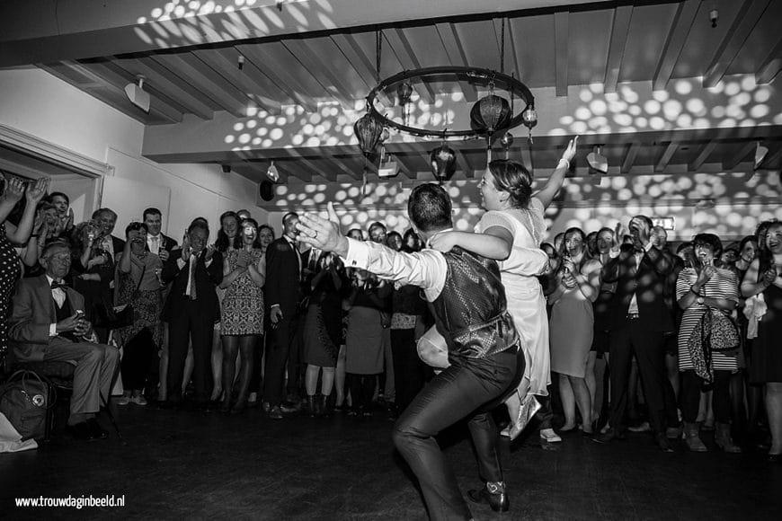 Fotograaf bruiloft StadskasteelUtrecht