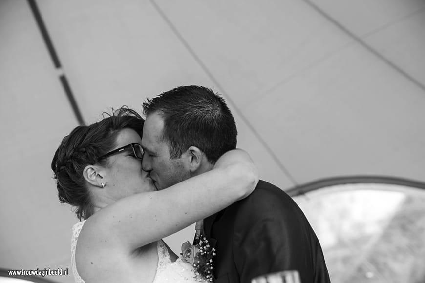 Fotograaf bruiloft de Biesbosch