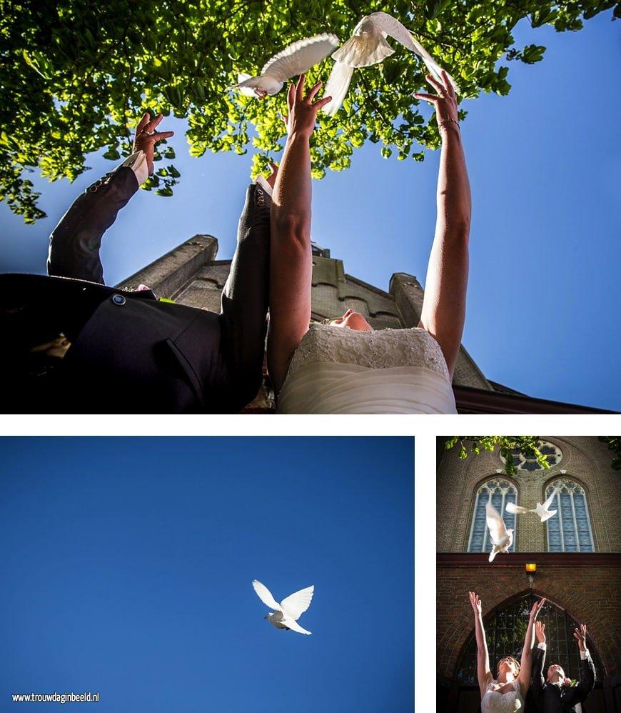 Fotograaf bruiloft Made en de Biesbosch
