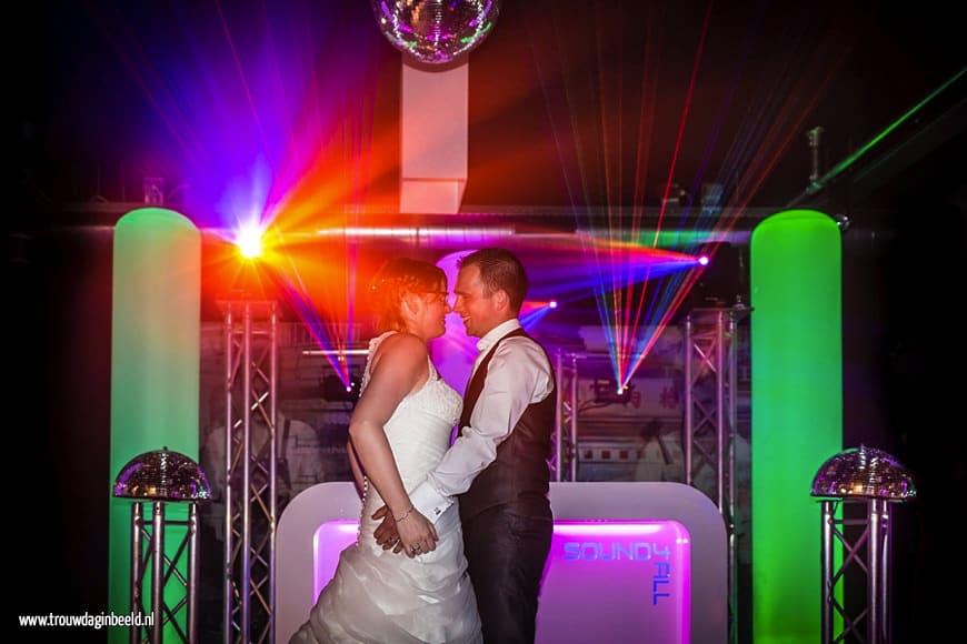 Fotograaf bruiloft Paviljoen Het Houtse Meer