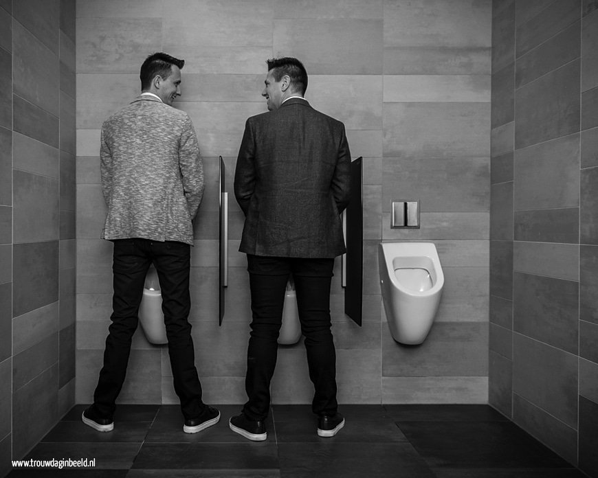 Fotograaf homobruiloft Tilburg