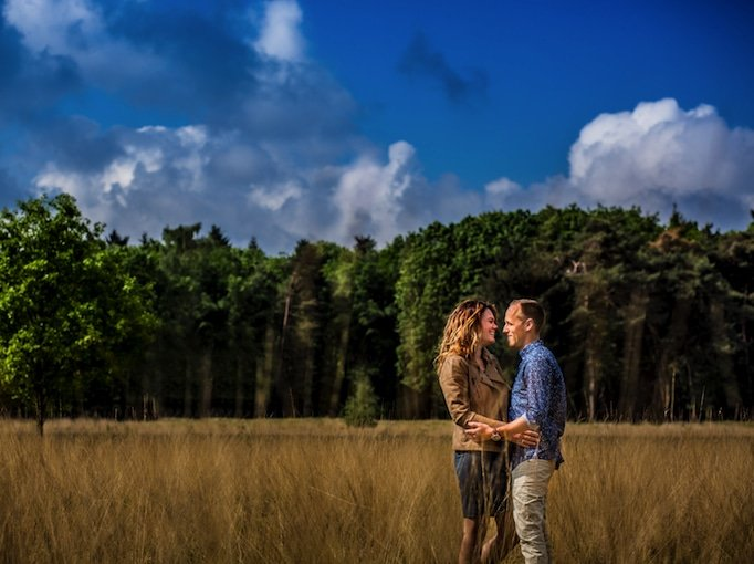Loveshoot en familieshoot in Helmond