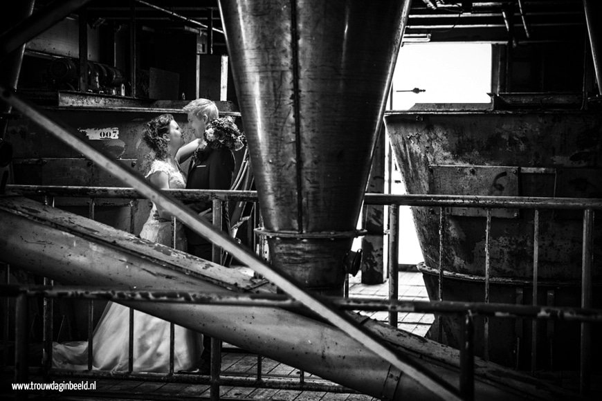 Bruidsfotografie de Koekbouw in Veghel
