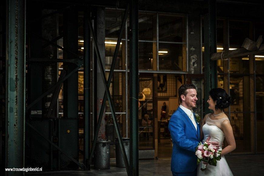 Fotograaf in bruiloft Den Bosch