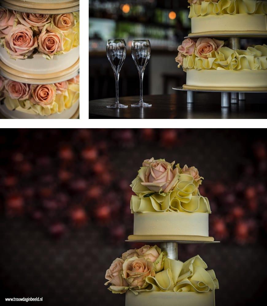 Styling bruiloft