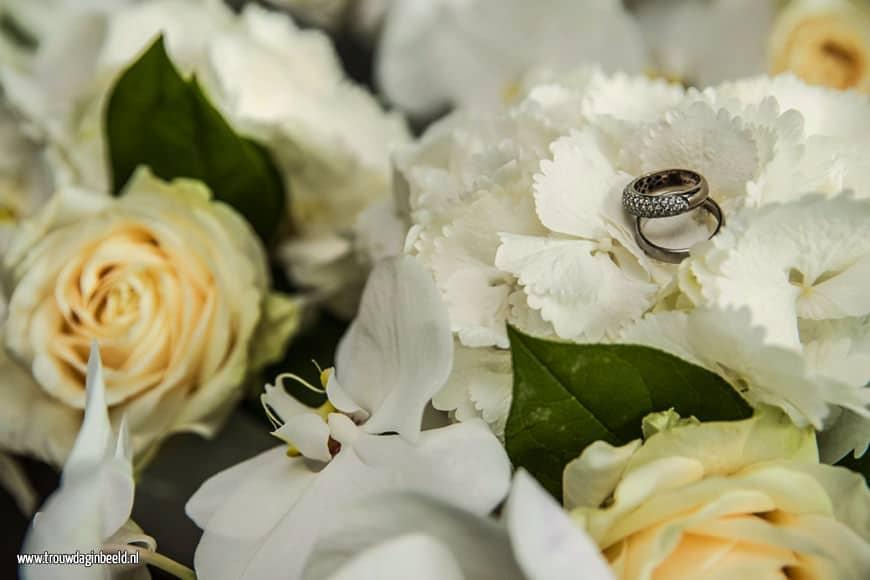 Professionele bruiloft styling