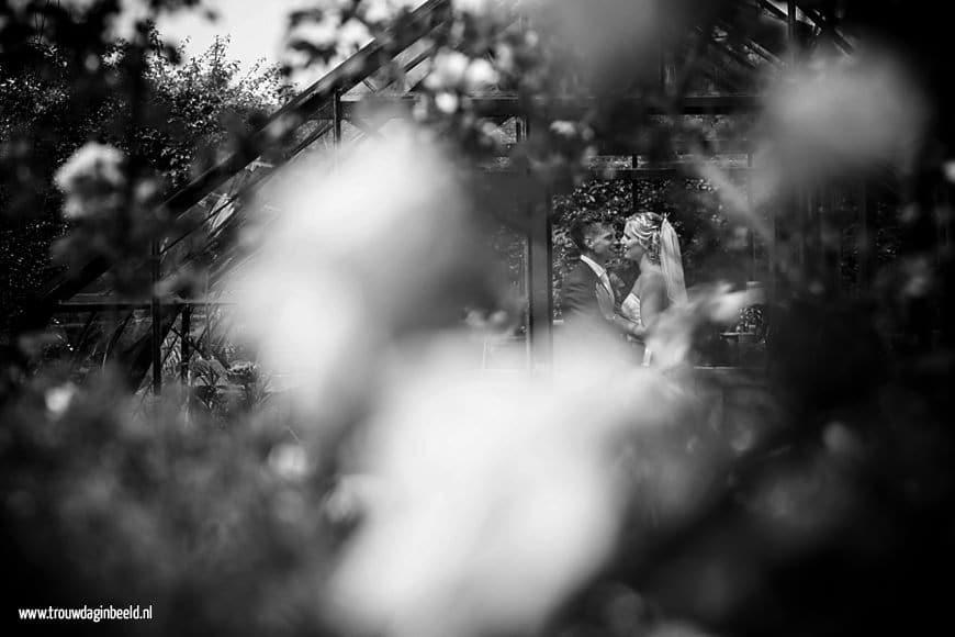 Trouwreportage Orangerie d'Heerstaayen
