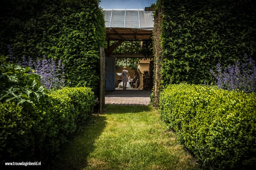 Trouwfotograaf Domaine d'Heerstaayen Breda