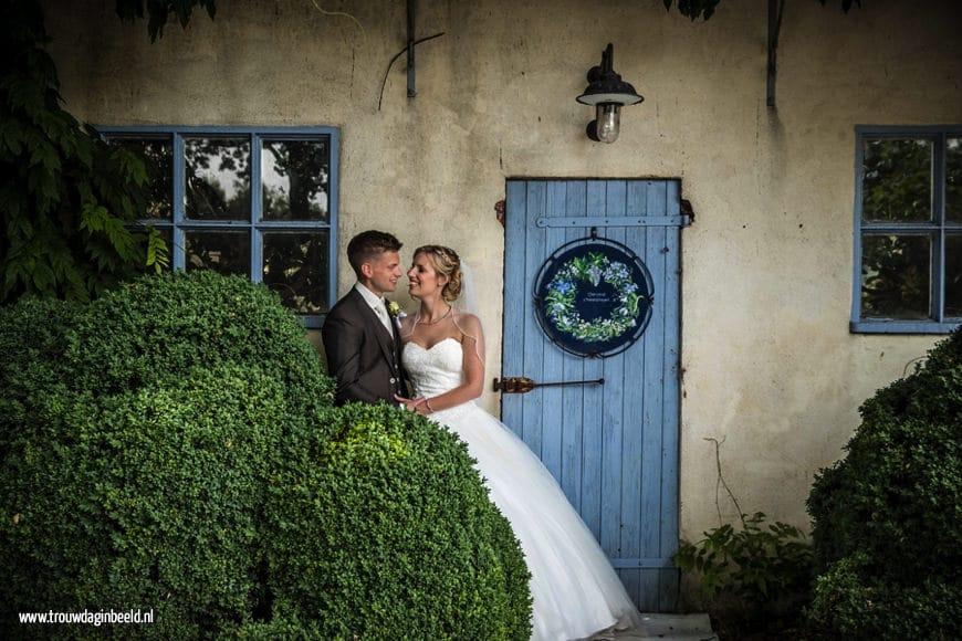 Fotograaf bruiloft Orangerie d'Heerstaayen