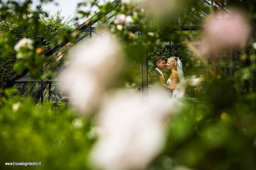 Bruidsfotografie Domaine d'Heerstaayen