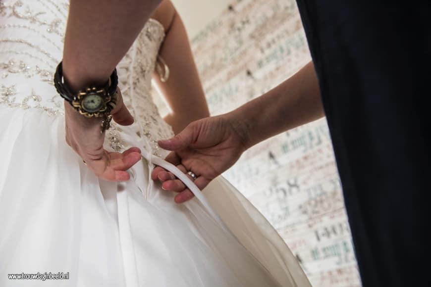 Fotograaf bruiloft in Dongen