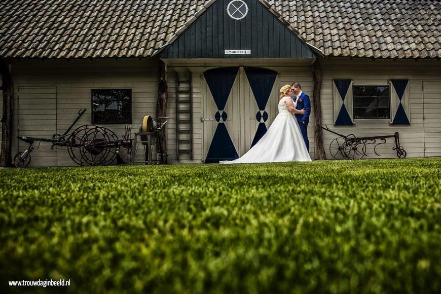 Fotografie bruiloft in Helmond