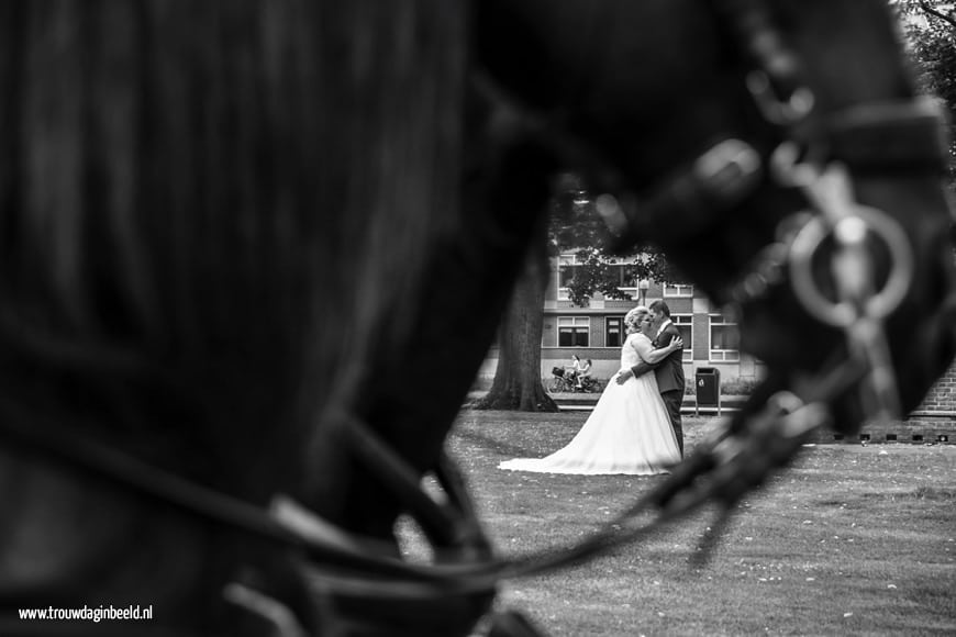 Fotografie bruiloft Kasteel Helmond