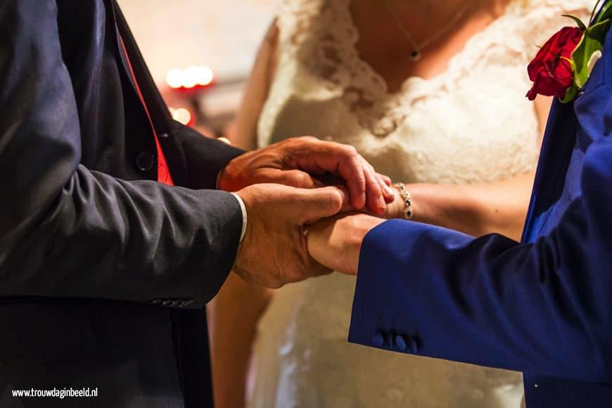 Fotografie bruiloft kapel van Binderen Helmond