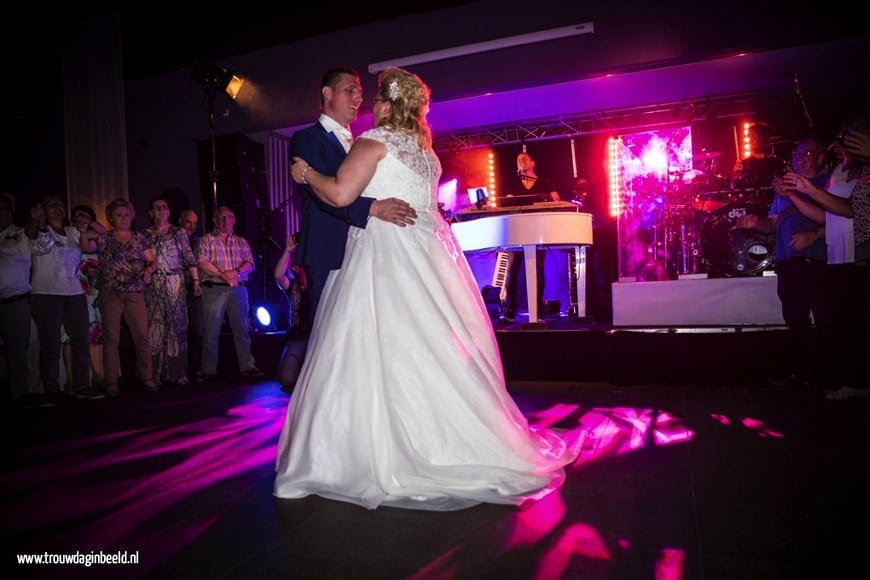 Fotografie bruiloft Traverse Helmond