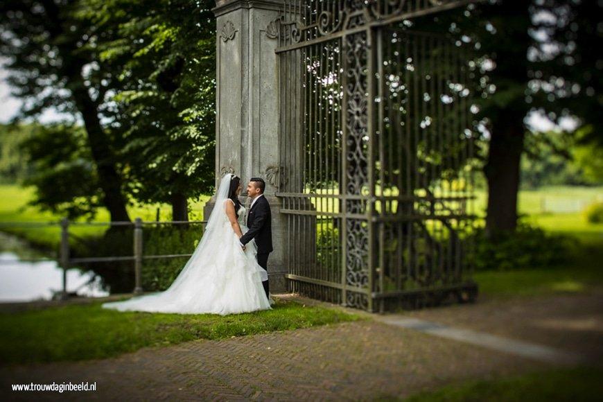 Trouwfotografie Kasteel Marquette Heemskerk