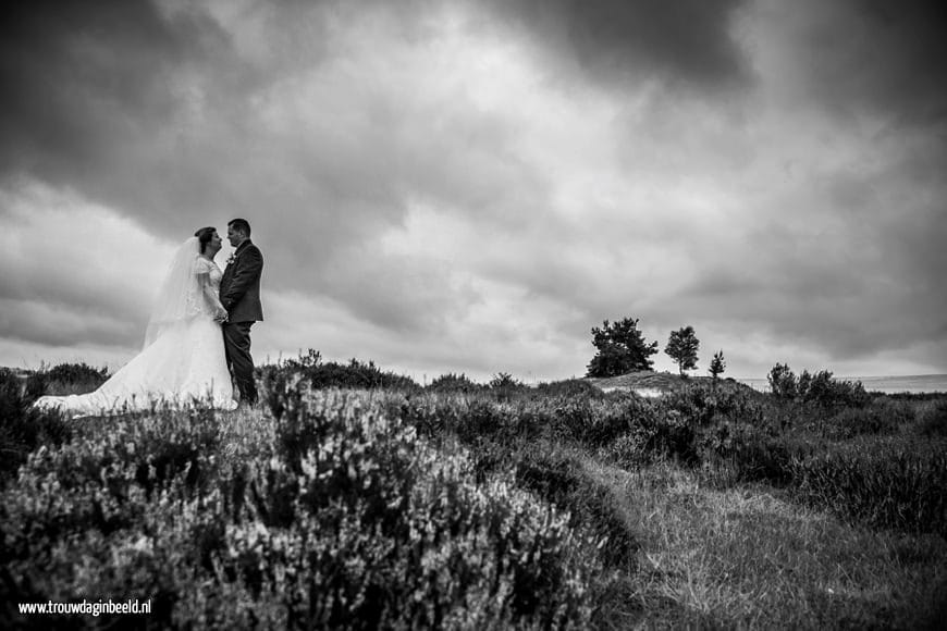 Fotograaf bruiloft Landgoed Rhederoord