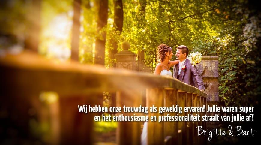 Fotograaf bruiloft kasteel Heeswijk