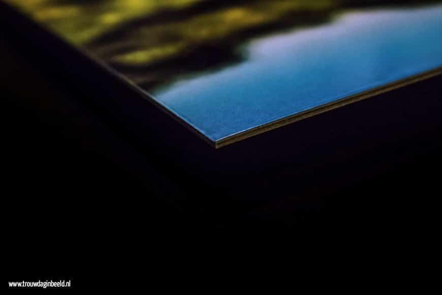 HD Metal print steelprint