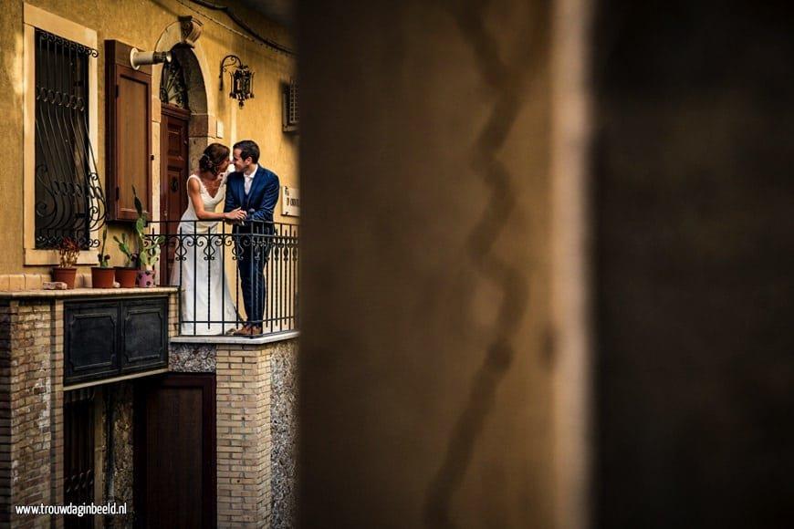Trouwreportage Taormina Italië