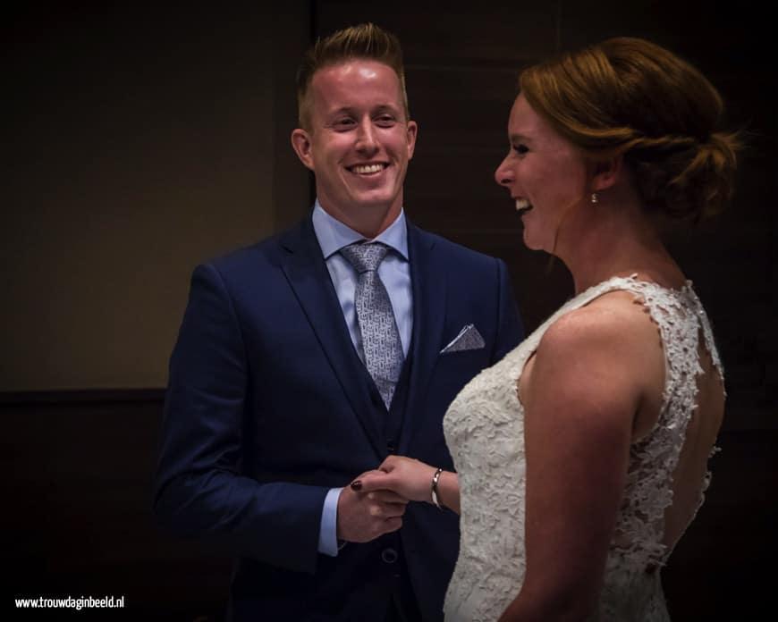 Fotograaf bruiloft de Koning Mierlo-Hout