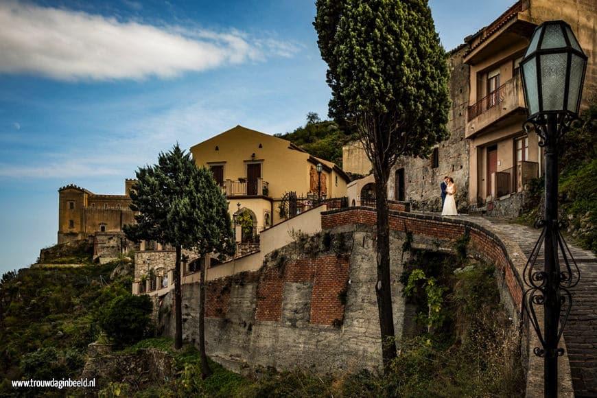 Trouwreportage Italië