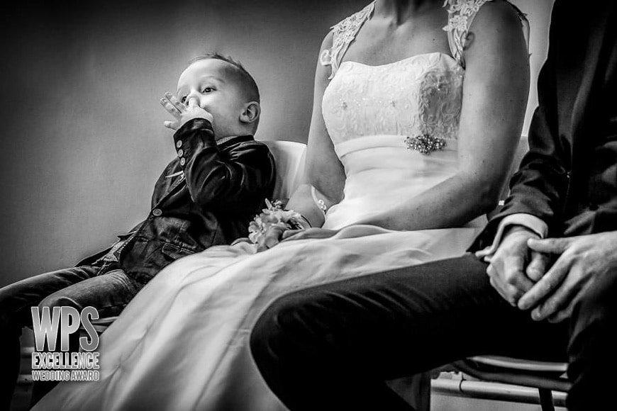 Winnaar van drie WPS Excellence bruidsfotografie awards