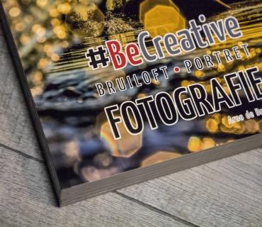 BeCreative boek over fotografie