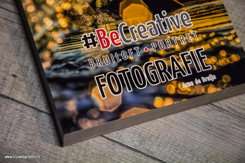 BeCreative boek over fotografie