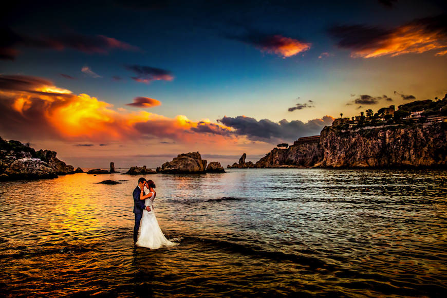 Fotograaf bruiloft Italie