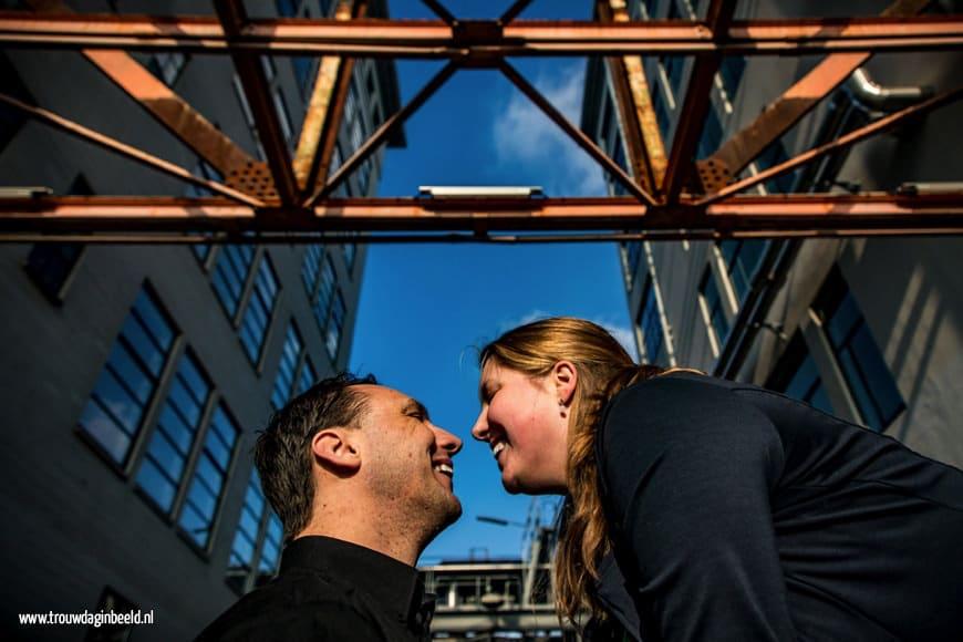 Loveshoot Marijke en Willy Strijp-S Eindhoven