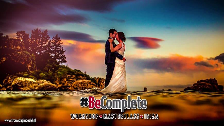 Workshop en Masterclass bruidsfotografie Ibiza