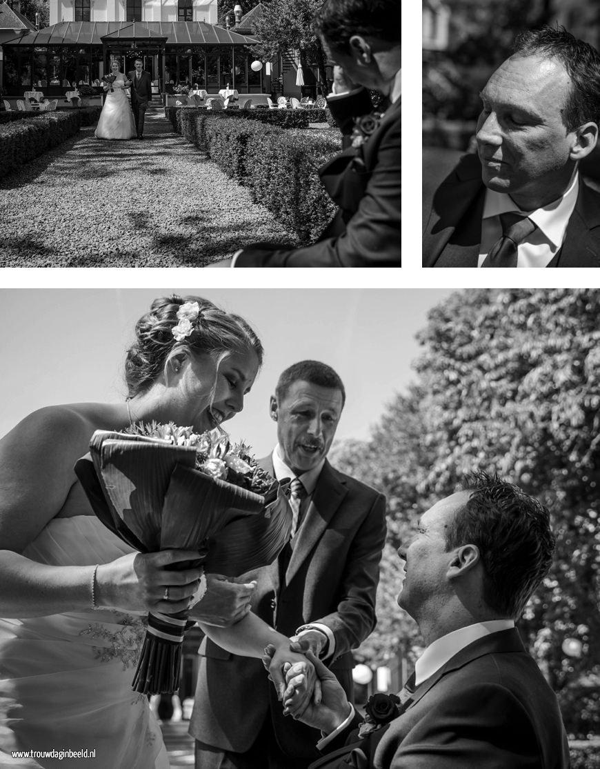 Bruidsfotografie Villa de Vier Jaargetijden Tilburg
