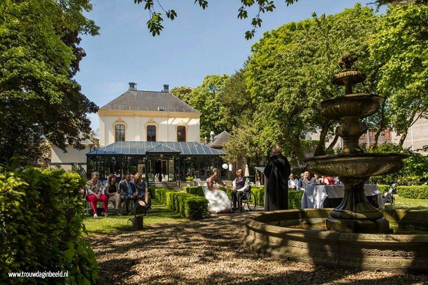 Trouwen Villa de Vier Jaargetijden Tilburg