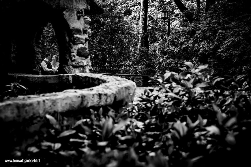 Bruidsfotografie Efteling