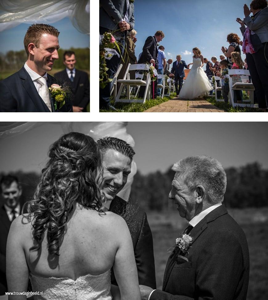 Fotograaf bruiloft de Peel