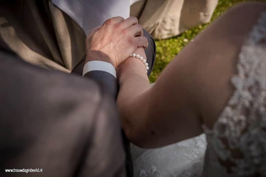 Bruidsfotografie het Oude Slot Heemstede