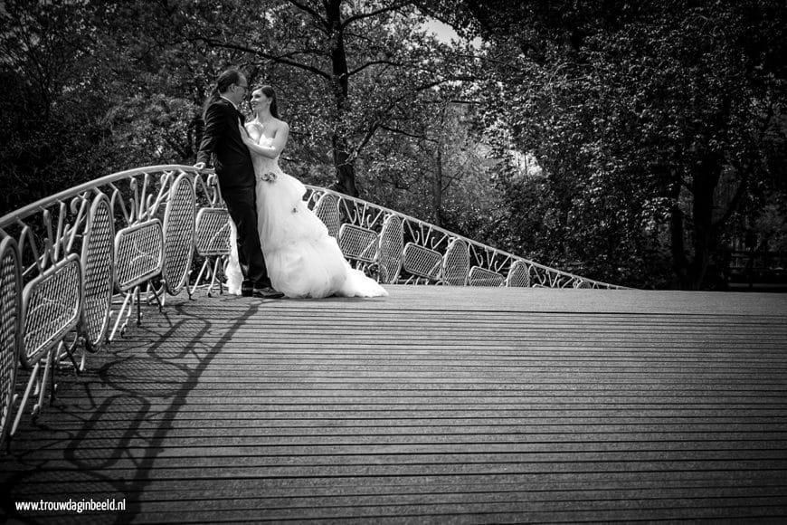 Fotograaf bruiloft Oceanium Diergaarde Blijdorp
