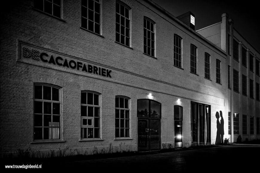 Trouwreportage Cacaofabriek Helmond