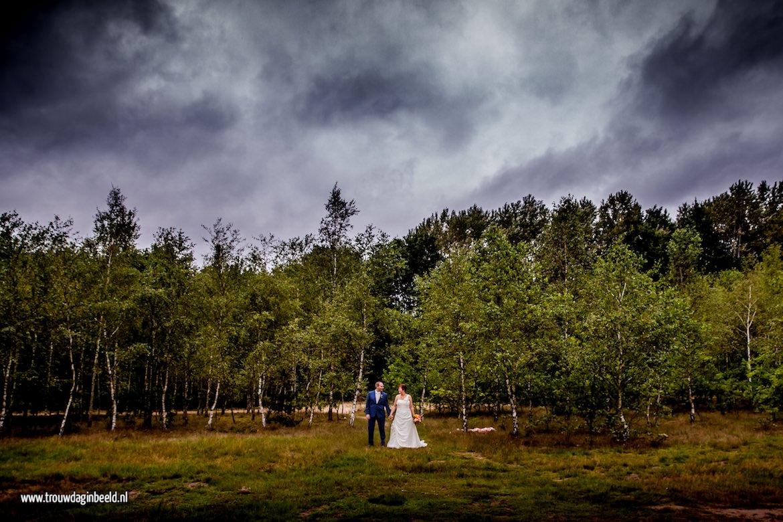 Trouwreportage Oirschotse Heide