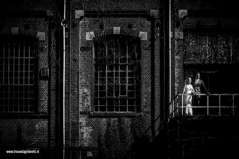 Trouwreportage Lichtfabriek Haarlem