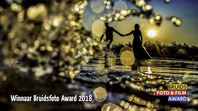 Winnaar Bruidsfoto Awards 2018