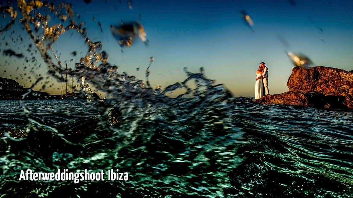 Afterweddingshoot Ibiza