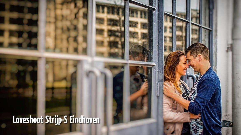 Loveshoot Strijp-S Eindhoven